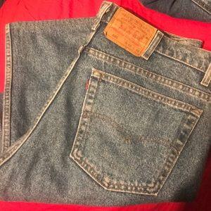 Vintage 505 Levi Jeans